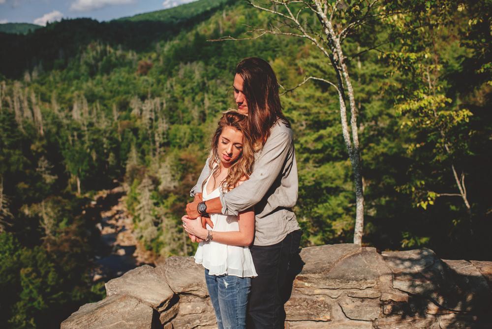 romantic nc mountain photos