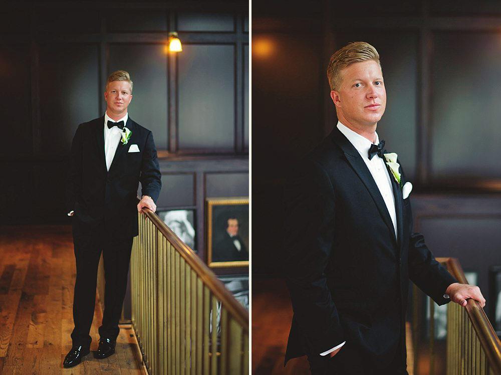 oxford exchange wedding : groom pictures