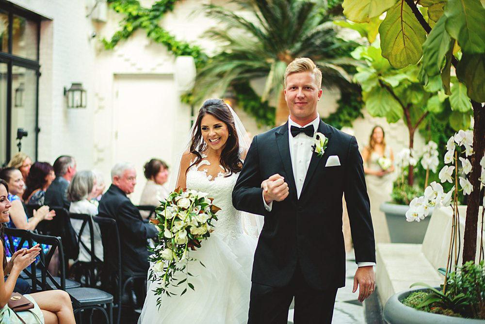 oxford exchange wedding : recessional