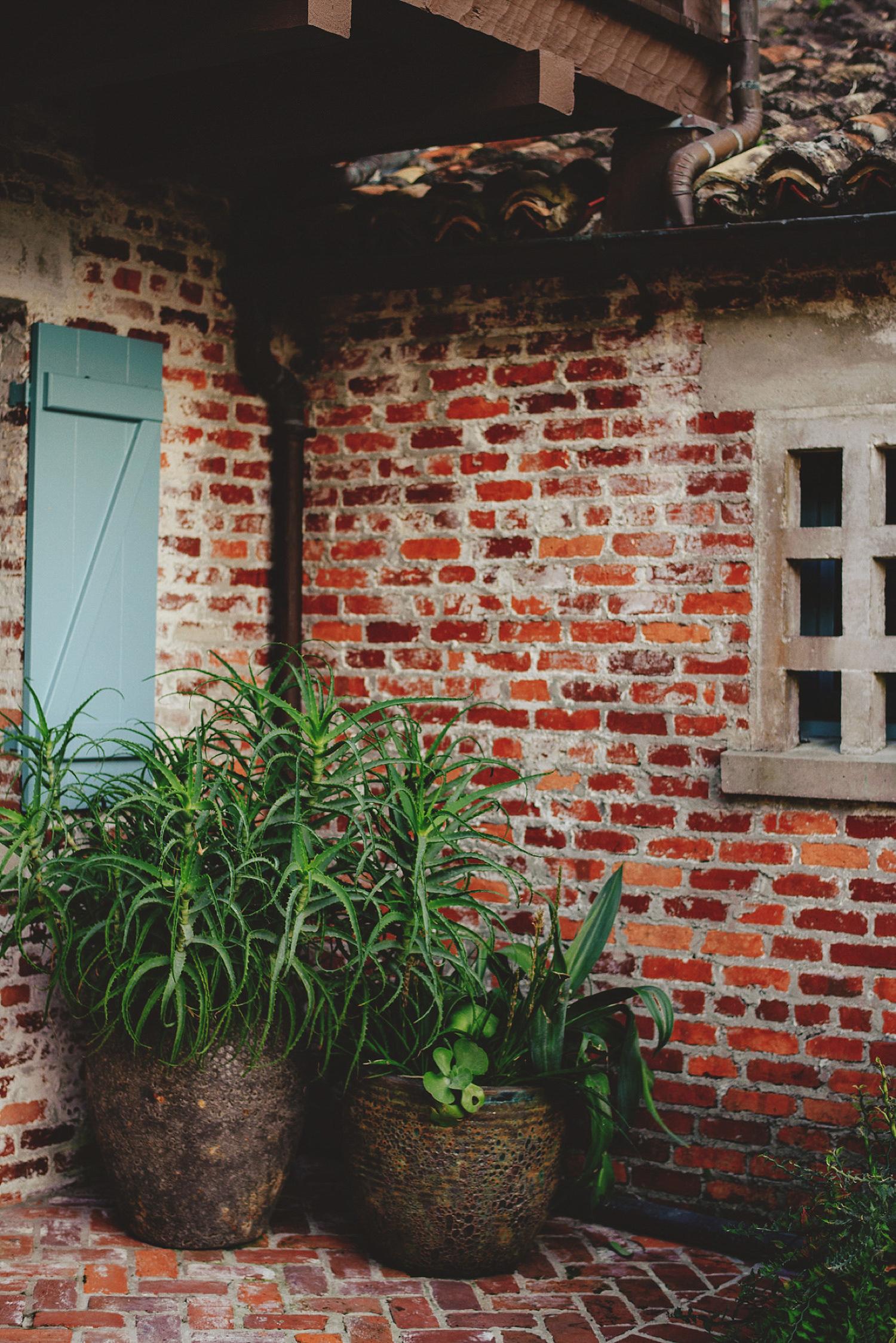 casa feliz wedding photos: front door