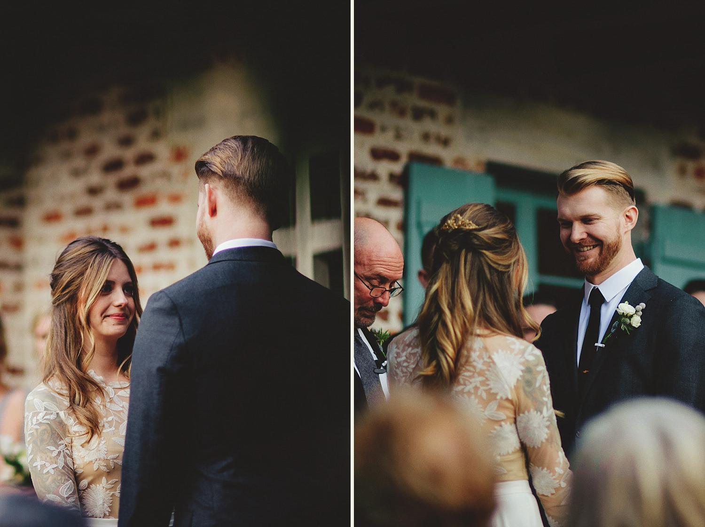 casa feliz wedding photos: vows