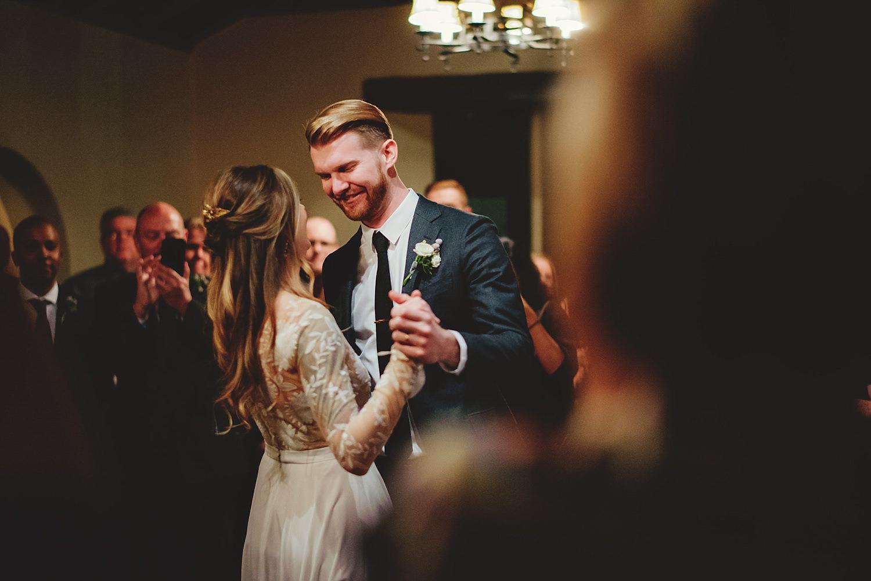 casa feliz wedding photos: firs dance