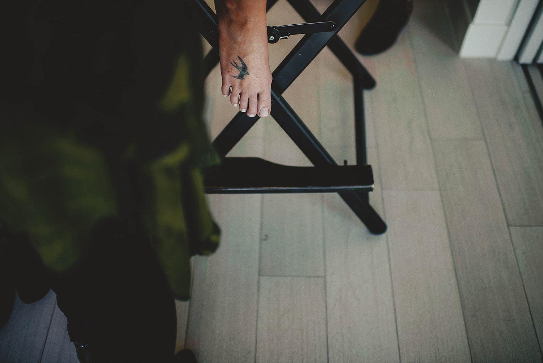 romantic-w-fort-lauderdale-wedding: bride's foot tattoo