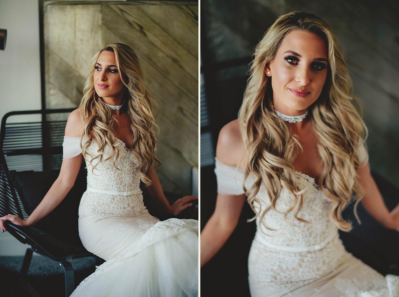 sexy bride in inbal dror vip