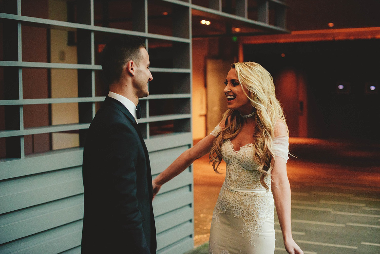 romantic-w-fort-lauderdale-wedding: bride's smiling reaction