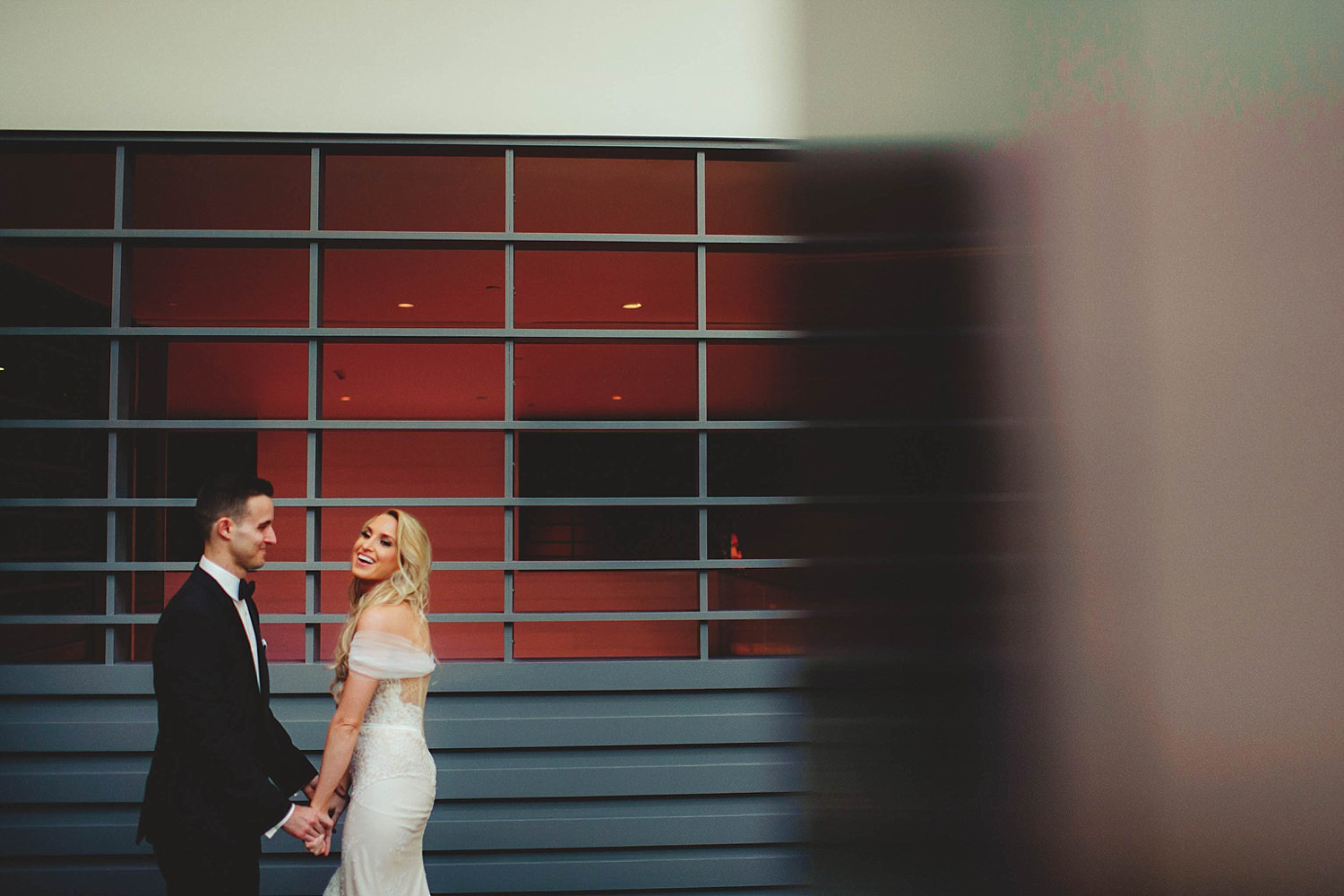 romantic-w-fort-lauderdale-wedding: laughing bride and groom