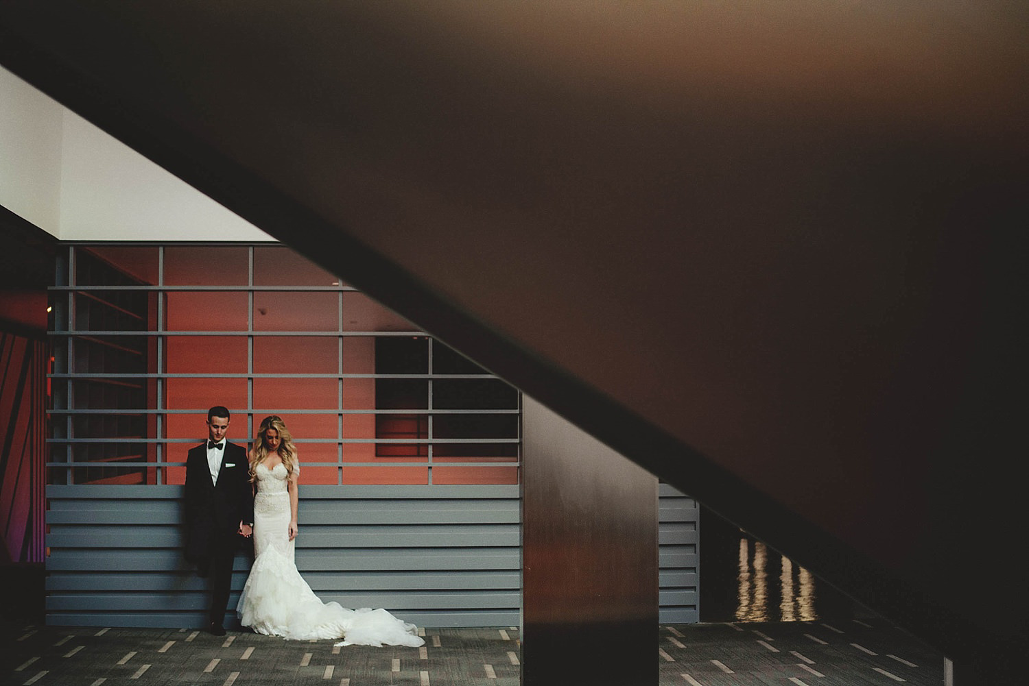 romantic-w-fort-lauderdale-wedding: bride and groom with style