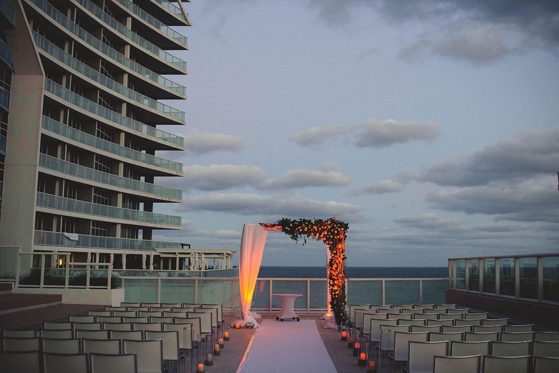 romantic-w-fort-lauderdale-wedding: ceremony setup