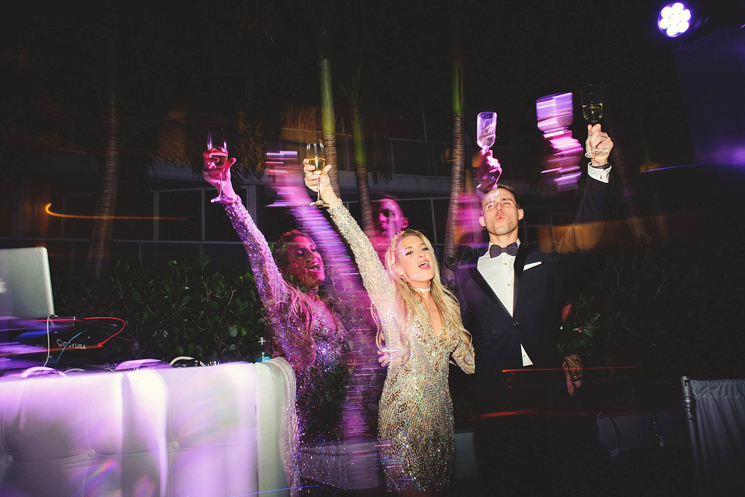 romantic-w-fort-lauderdale-wedding: cheers to 2016