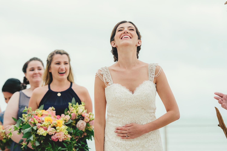 southermost resort wedding photos