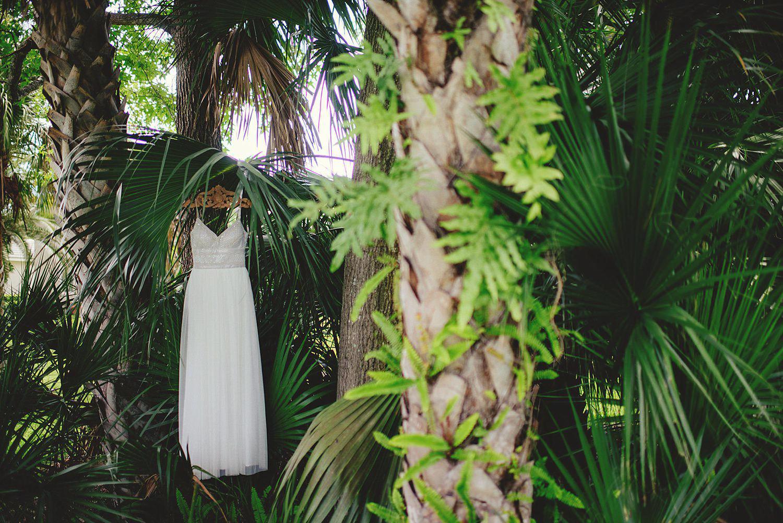 brides BHLDN wedding dress