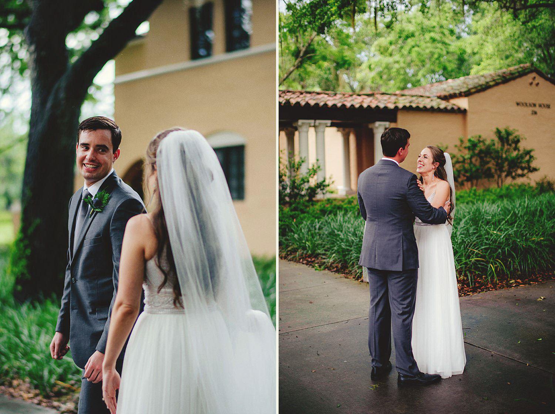 knowles memorial chapel wedding: first look
