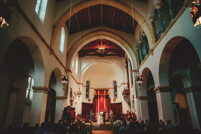 knowles memorial chapel wedding pictures