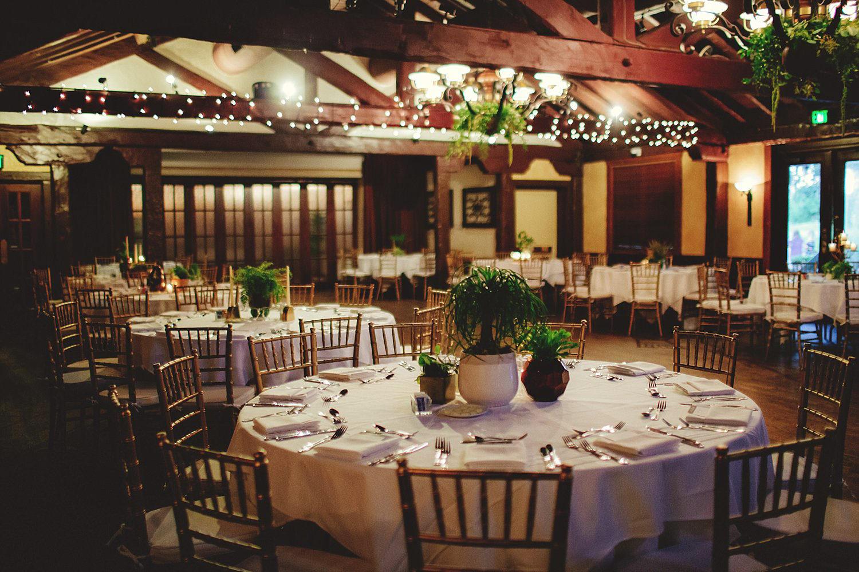 dubsbread wedding reception:  details