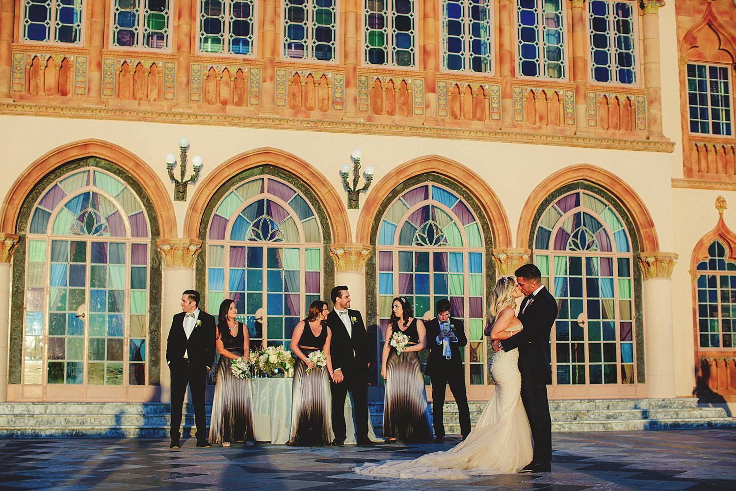 editorial ringling wedding: first dance