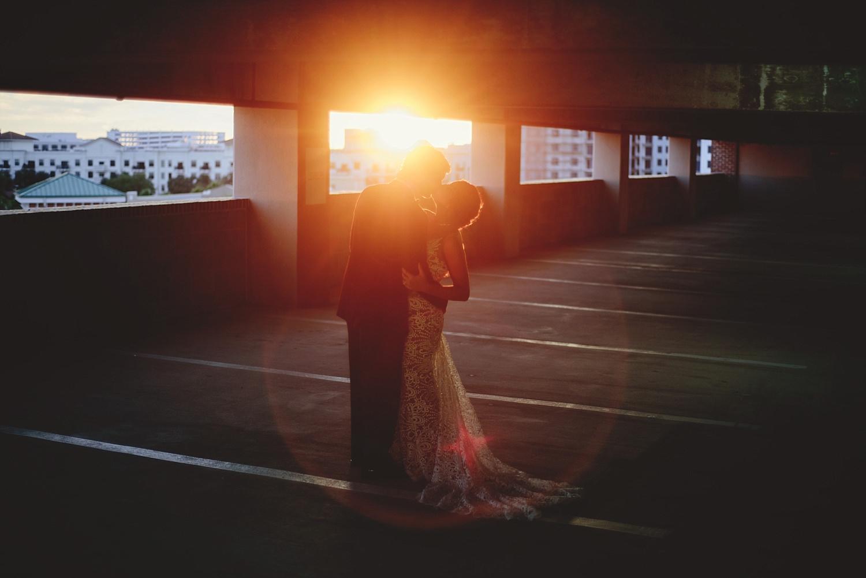 station house wedding portraits