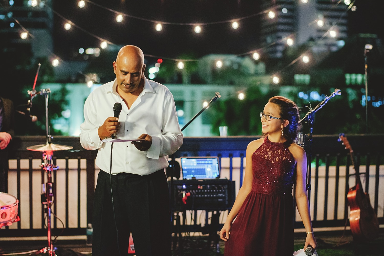 station house wedding dads speech