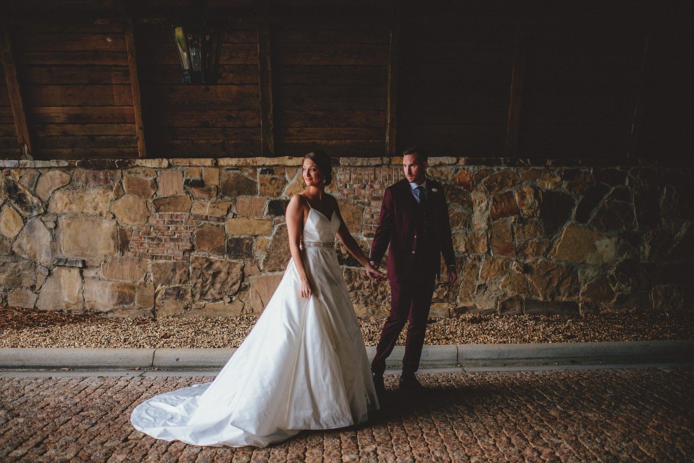 intimate bella collina wedding