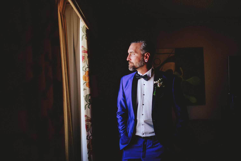 grooms portraits
