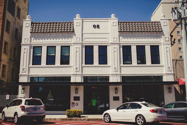 oxford exchange building