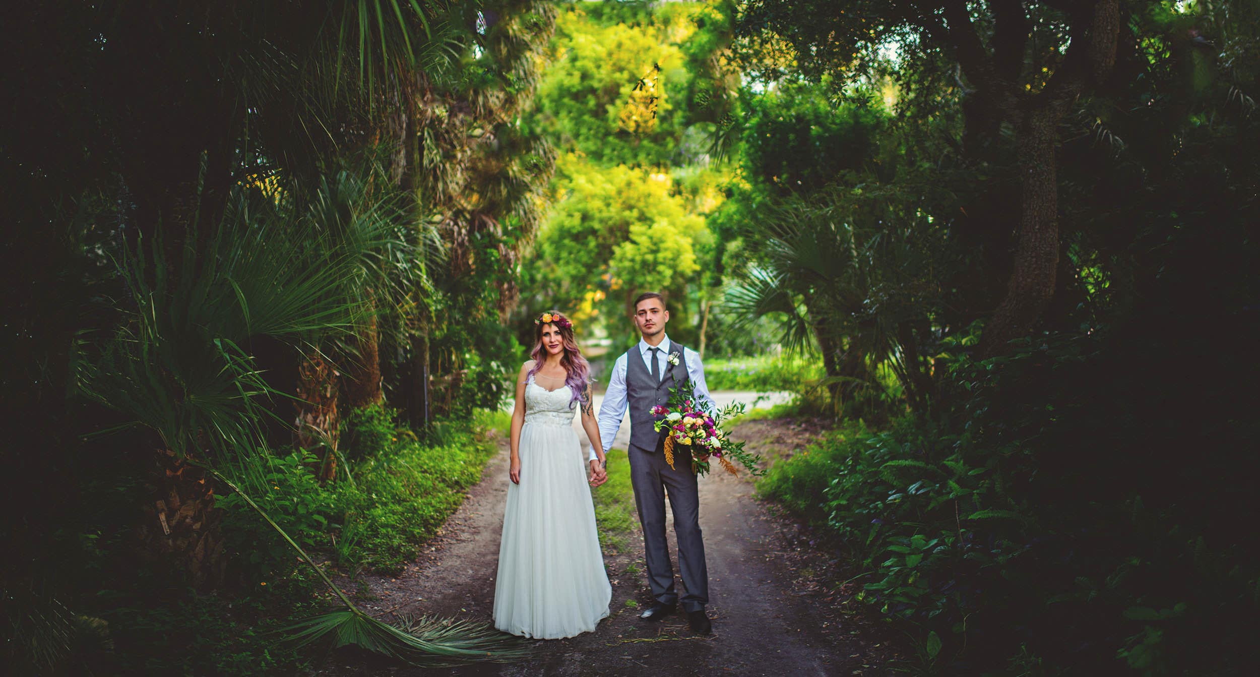 Adventurous Tampa Wedding Photographer