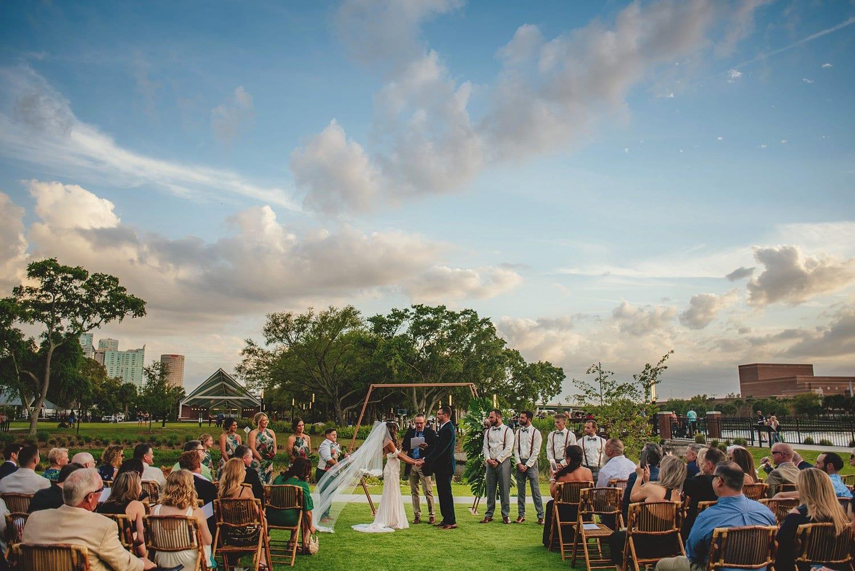 wedding at ulele in tampa