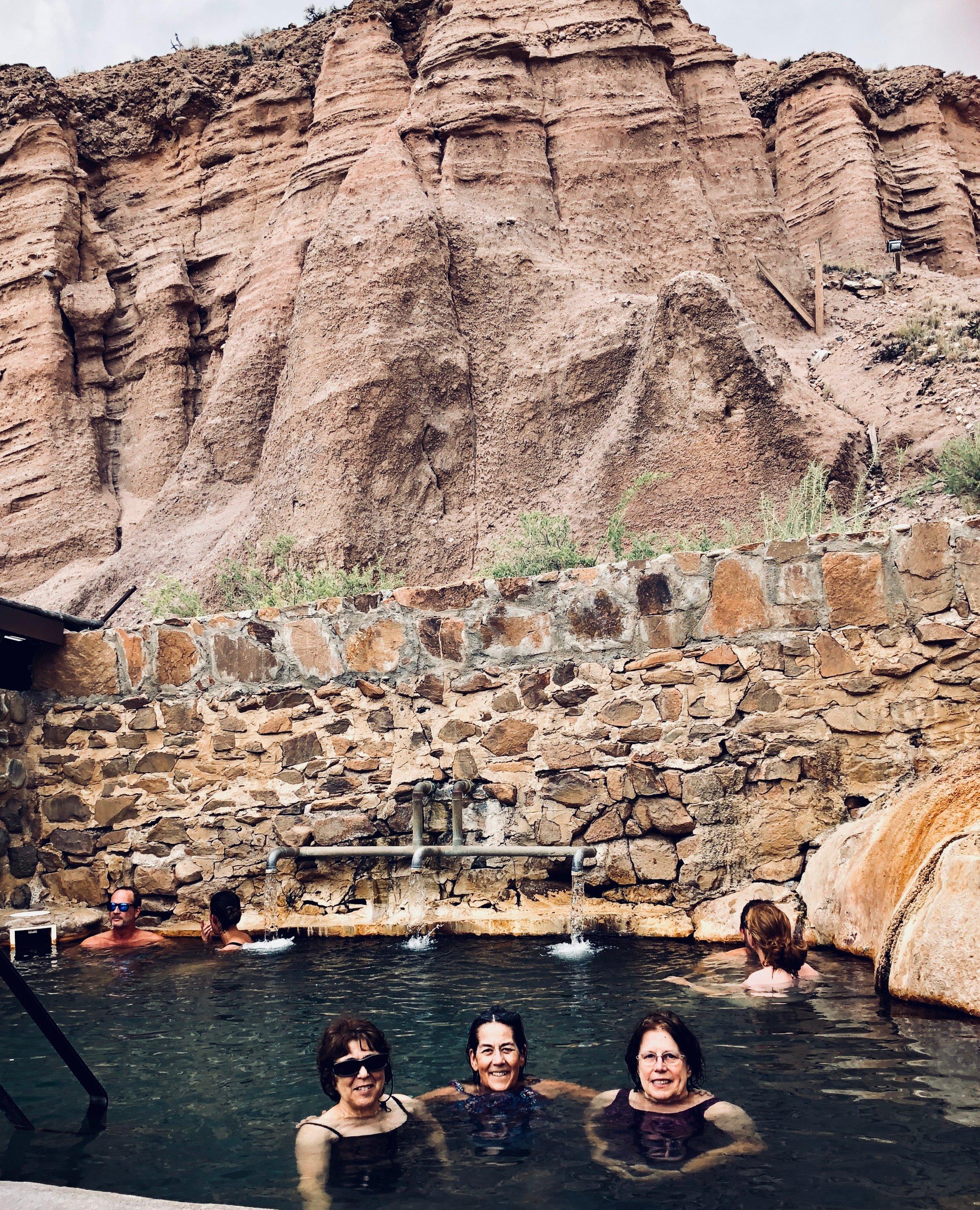 Ojo Caliente Mineral Hot Springs