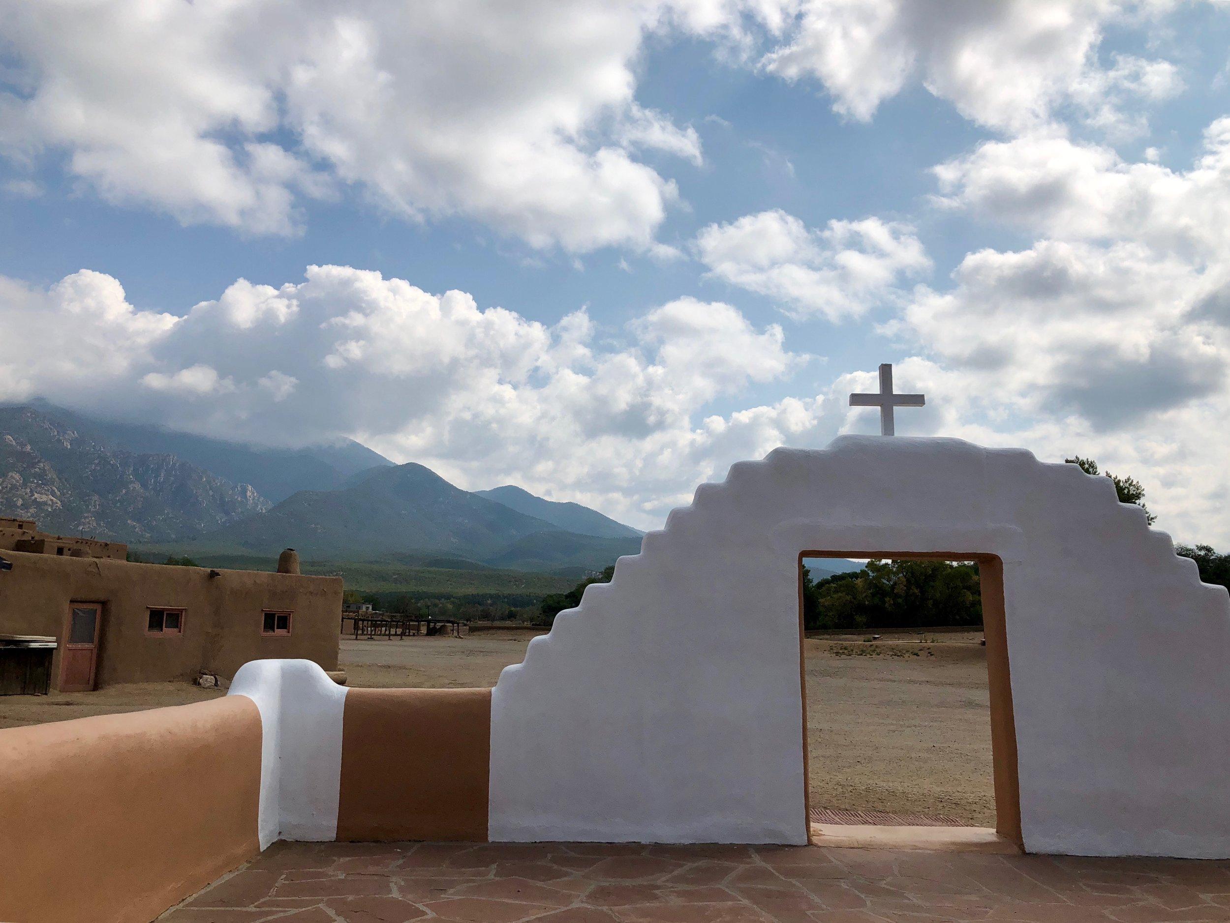 Historic Taos Pueblo