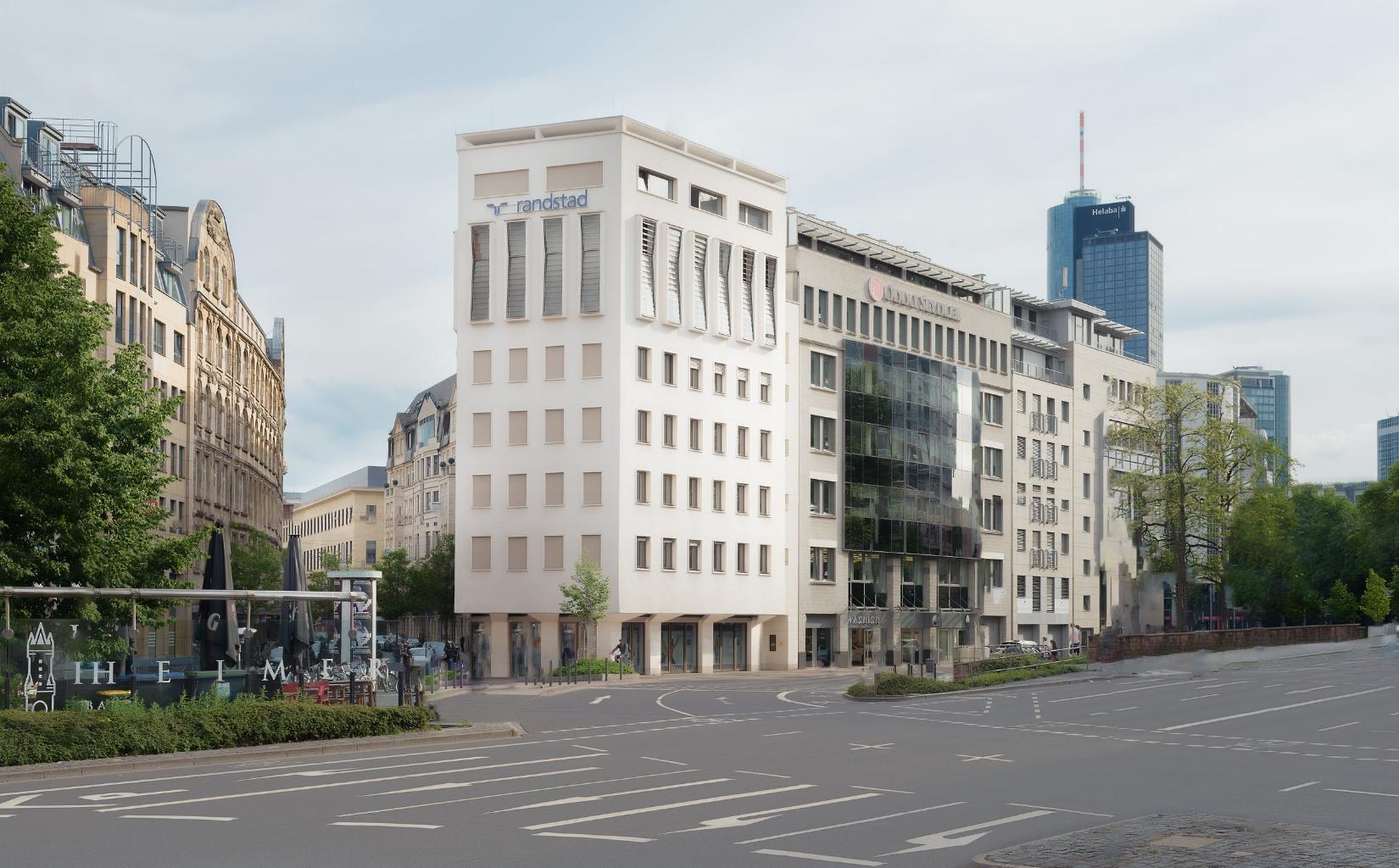 Immobilienfotograf Frankfurt: Fotograf für Gewerbeimmobilien