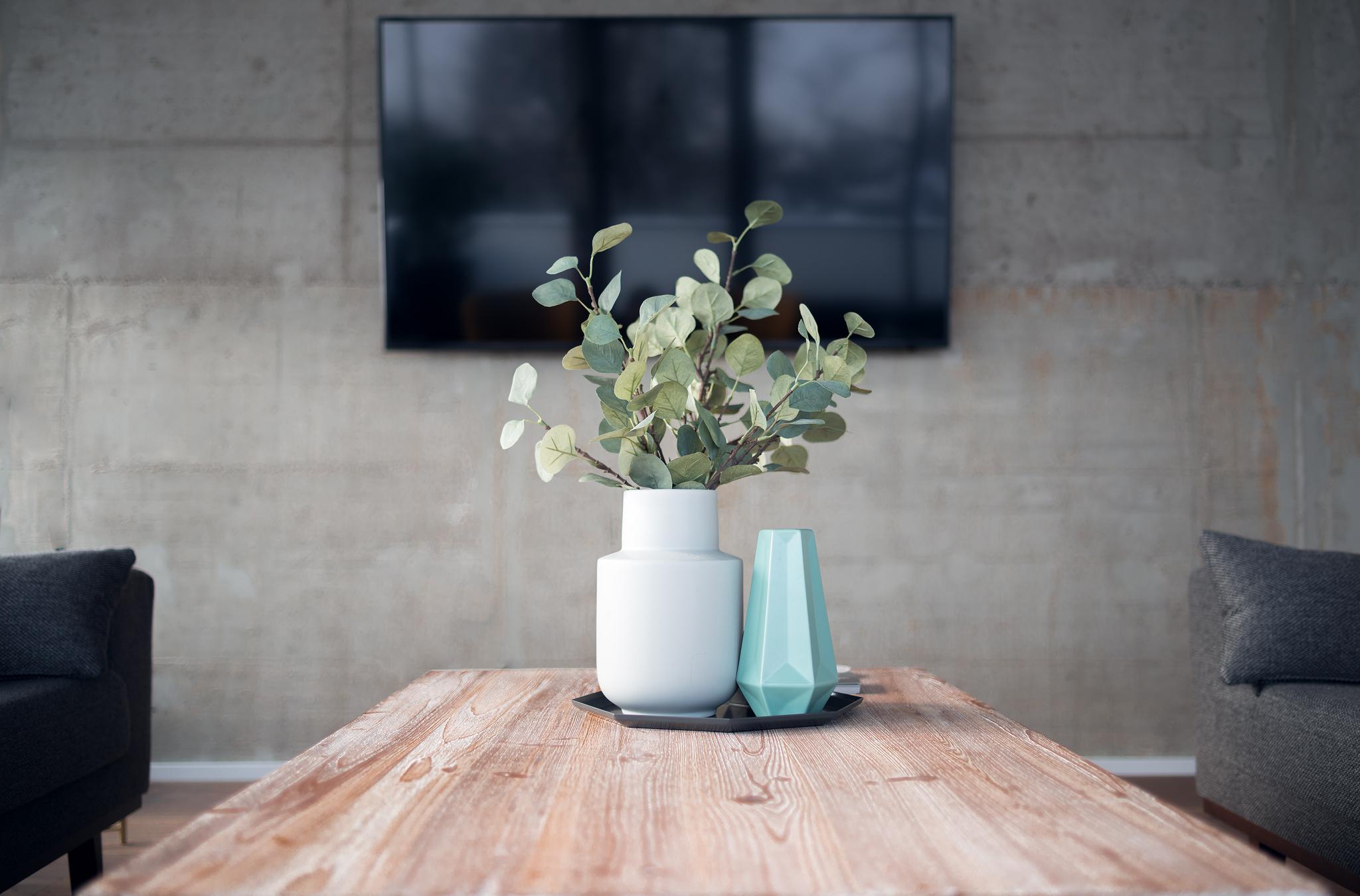 Hochauflösende Detailaufnahmen Ihres Objekts (Innenraum Dekoration)