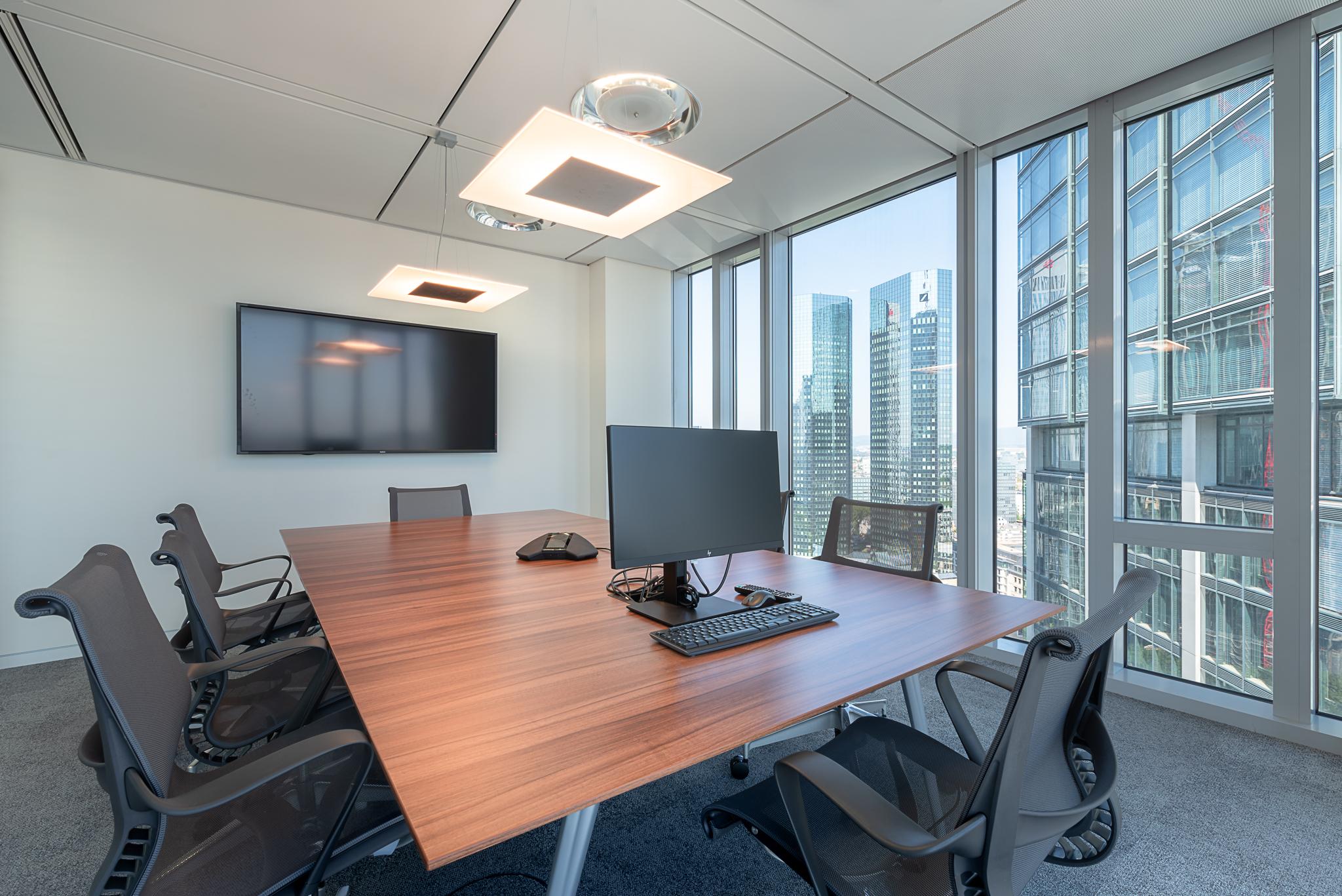 Objektfotografie moderner Innenräume und Büros