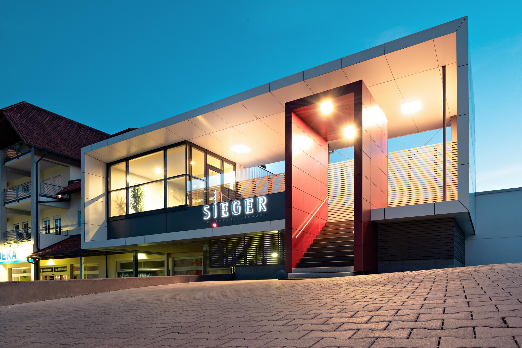 Büroimmobilie bei Konstanz