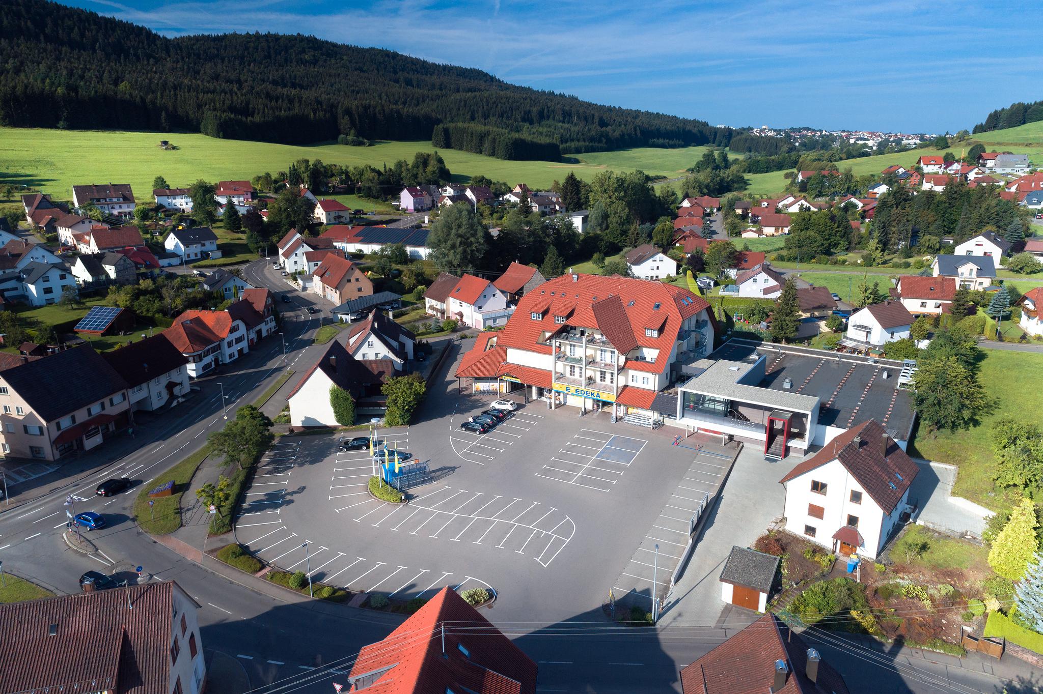 Luftbild Wehingen