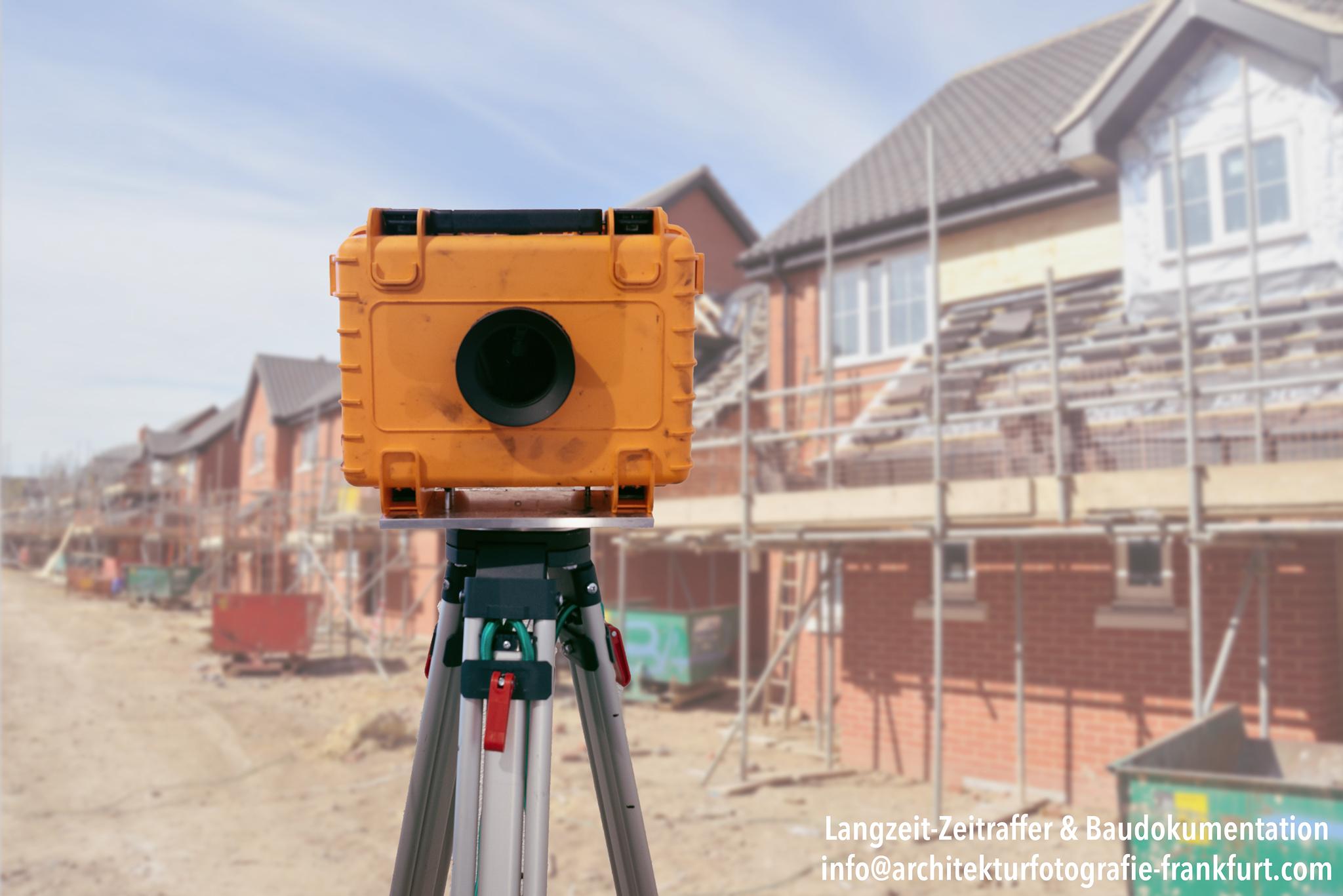 Mit unseren selbst entwickelten Langzeit Zeitraffer Kameras sind dokumentarische Timelapse-Aufnahmen von mehreren Wochen bis hin zu einigen Monaten ohne externe Stromversorgung möglich.