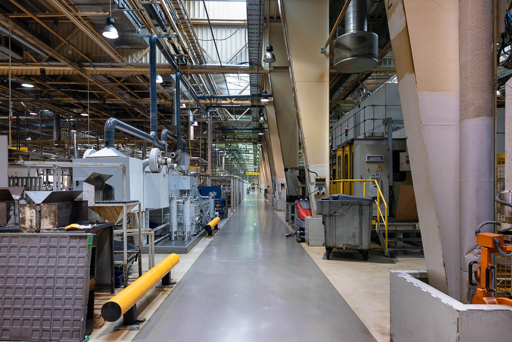 Aluminium in Odda and Ardal Norway