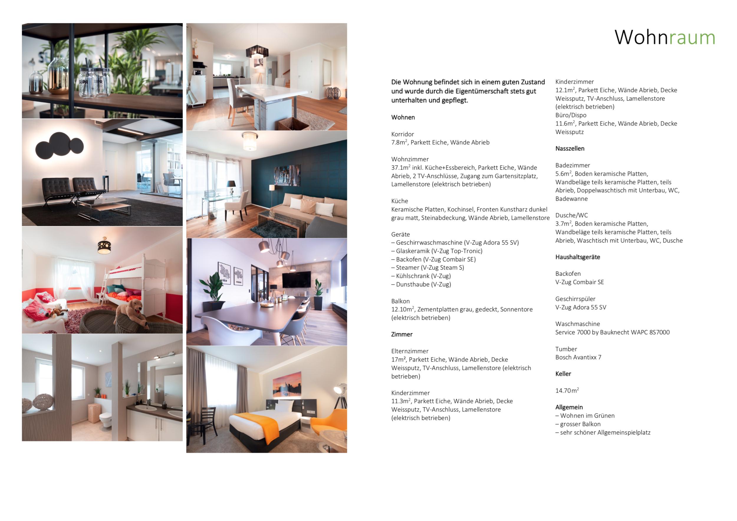 Expose Vorlagen Fur Immobilien Hauser Wohnungen Zum Download
