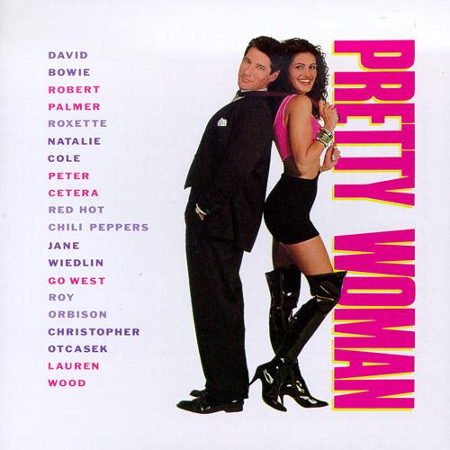 """Lauren Wood Pretty Woman Soundtrack """"Fallen"""" in Pretty Woman Soundtrack Certified RIAA multi platinum"""