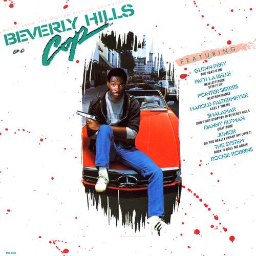"""Patti LaBelle Beverly Hills Cop Soundtrack """"New Attitude"""" World wide hit. Certified RIAA multi platinum"""