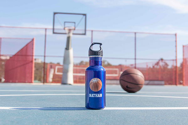 personalize water bottle