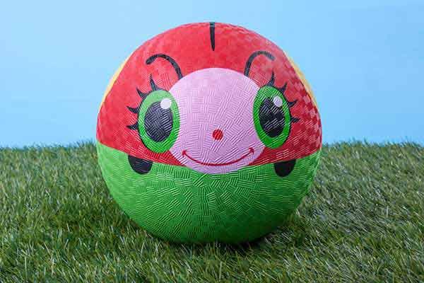 cute playground ball