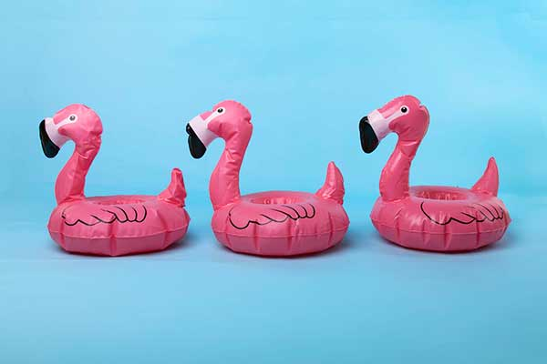 GoFloats Inflatable Floatmingo