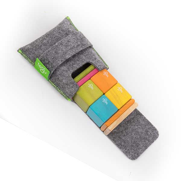 Tegu-Blocks Pocket-Pouch