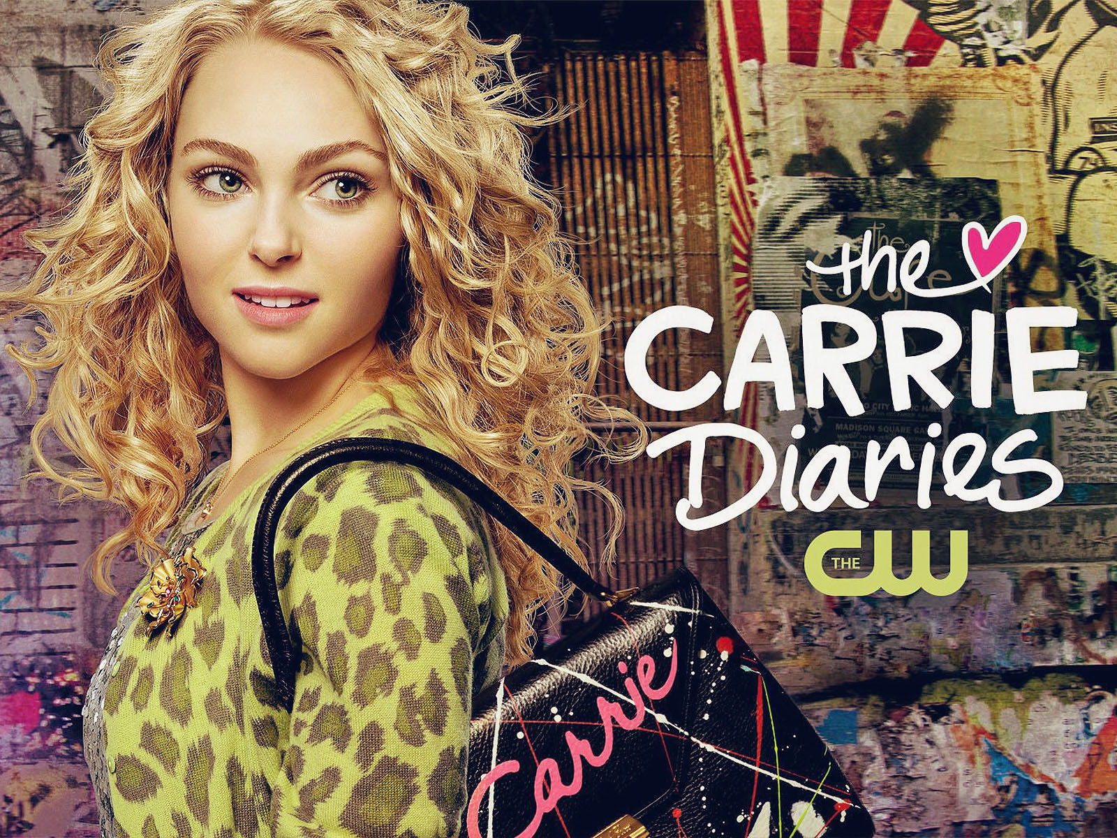 """The Carrie Diaries (Season 1, Episode 7 """"Caught"""") - """"Everybody Needs Something"""" (Becky Jerams/Steve O'Neill)"""