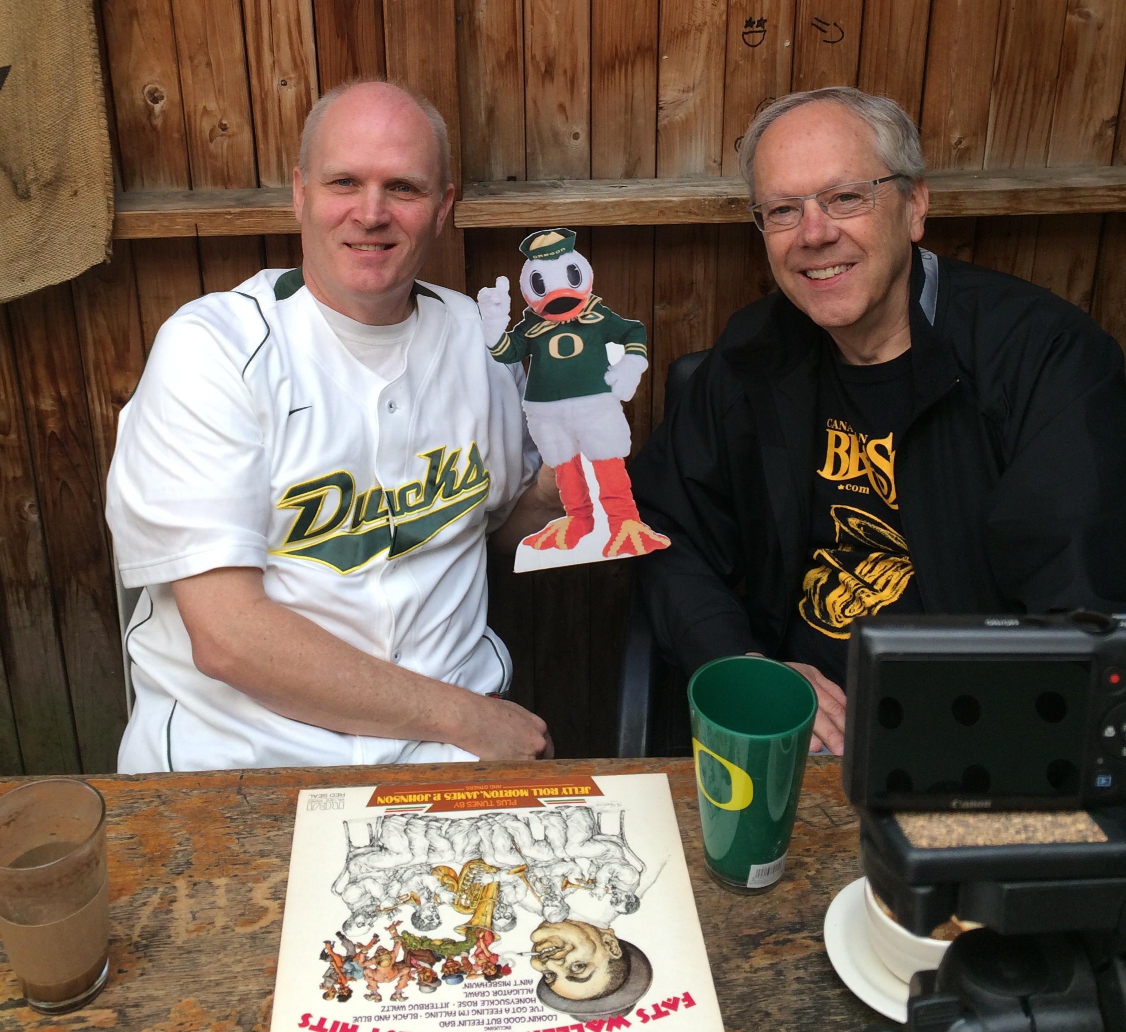 Puddles and Chuck Daellenbach.jpg