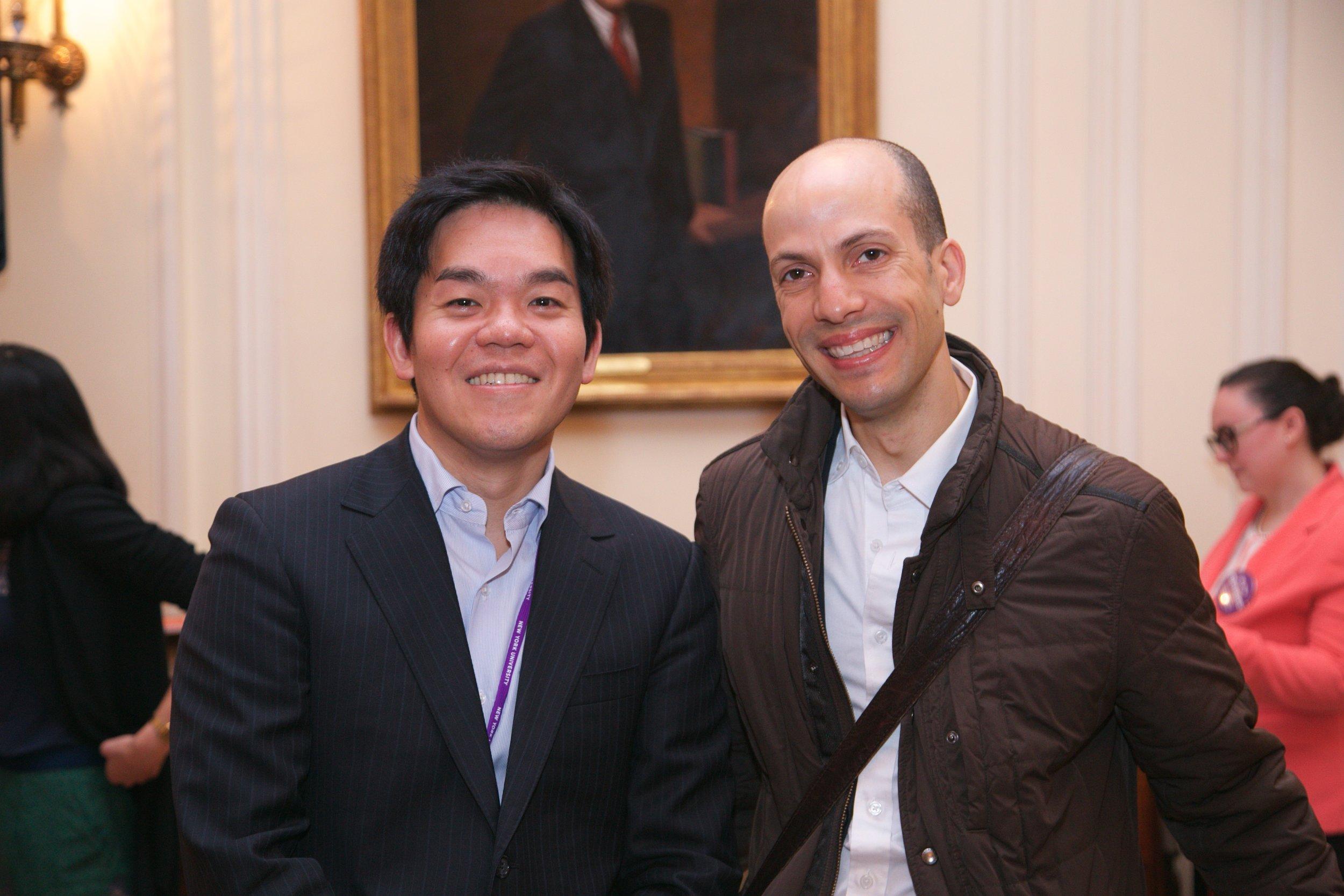 USALI Senior Fellow Ren Ito & Affiliated Researcher Aaron Halegua