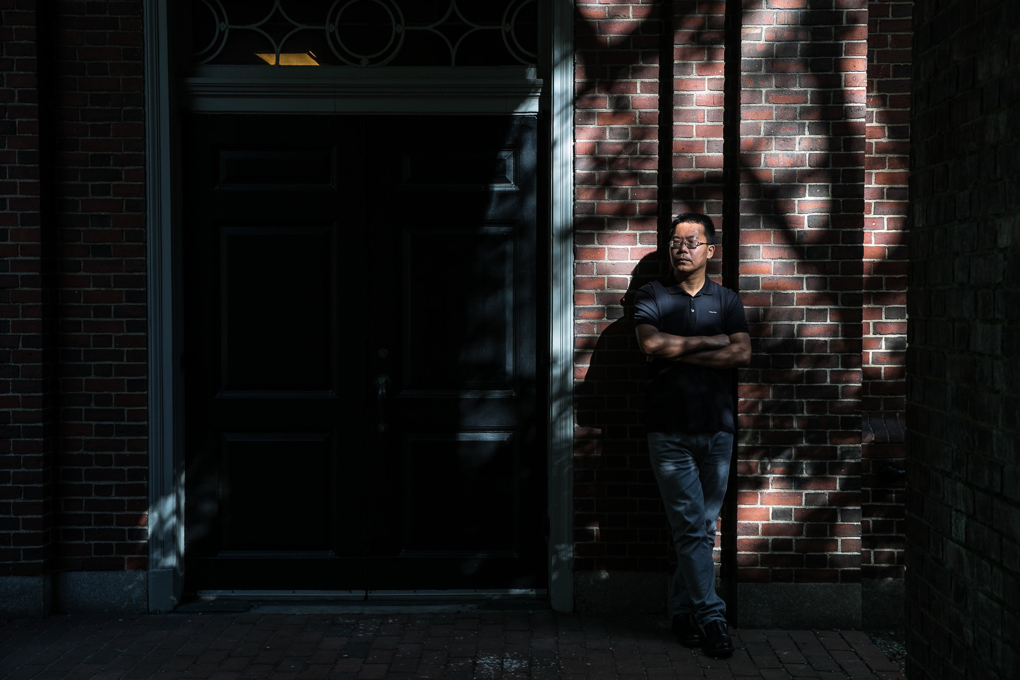 Teng Biao, a Chinese human rights lawyer who moved to the United States after being harassed by the Chinese authorities, has criticized China's coercion of foreigners to bend to its point of view.