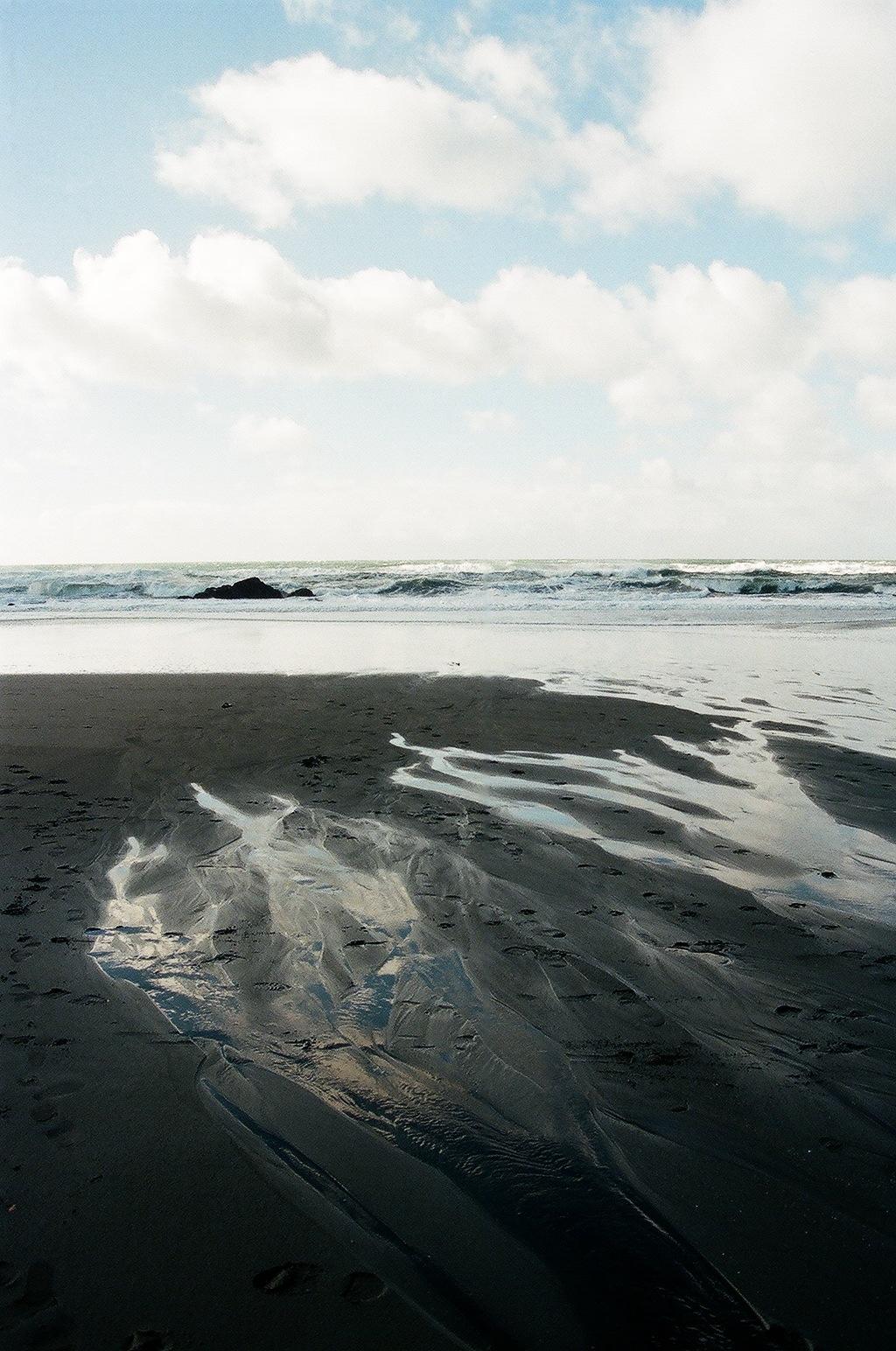 Beach, Gualala CA