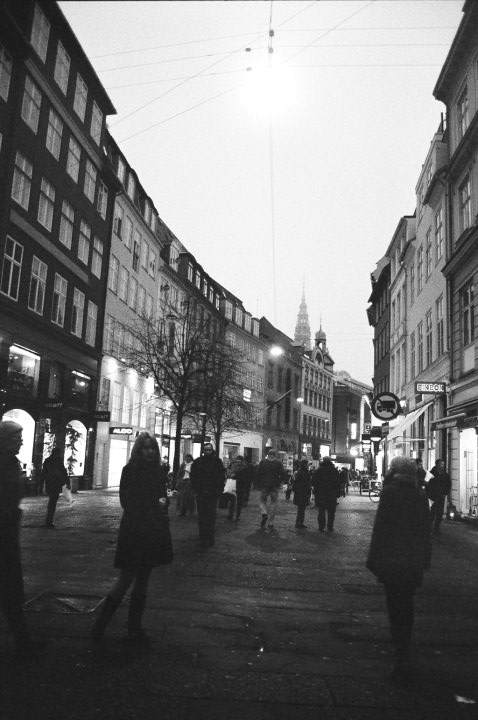 Strøget, Copenhagen