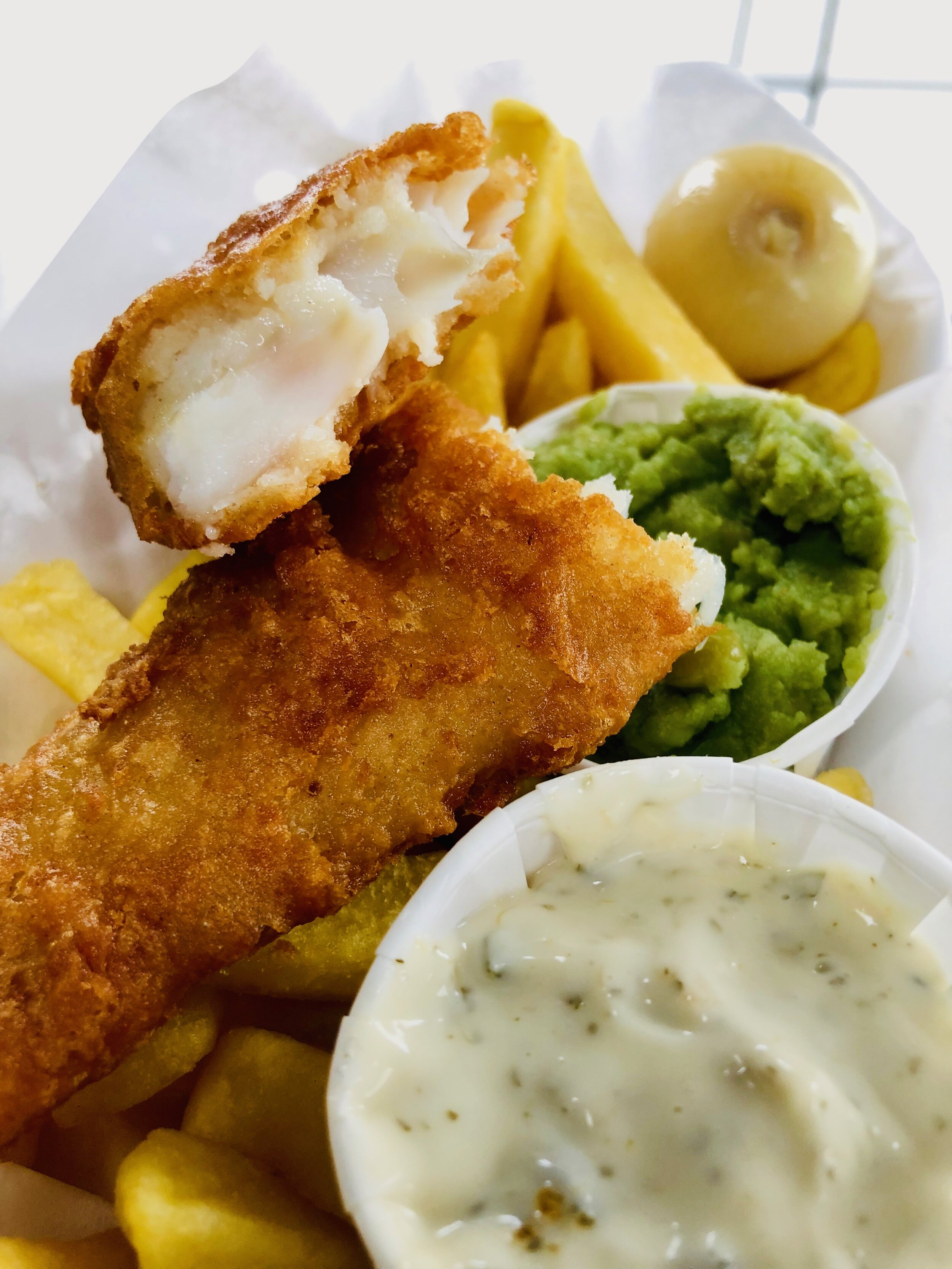 Fish and Chip Catering