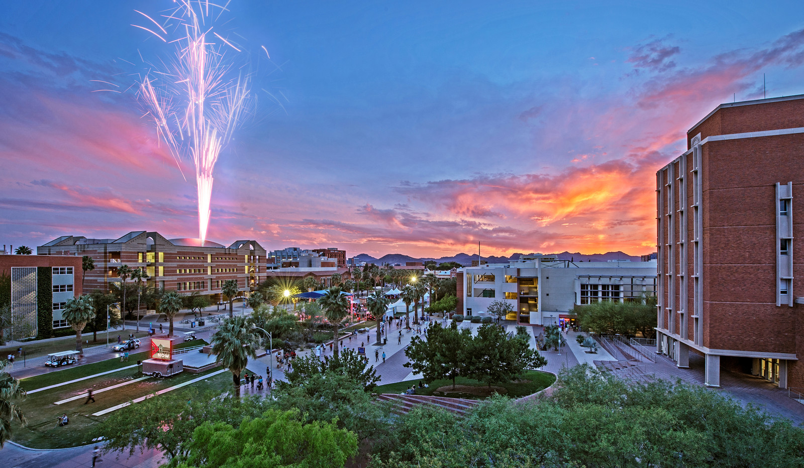 University of Arizona - Programs Offered: UA Direct | U-Track (mid-level ESL) | IEP (low-level ESL) | Postgraduate Engineering Programs